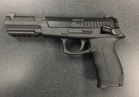 Lindsay man charged for allegedly pointing imitation handgun at homeowner