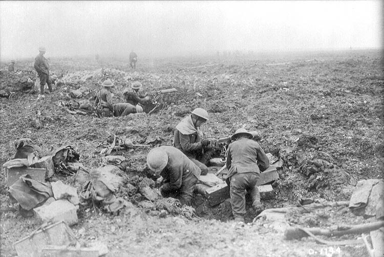 Ten quick facts on the First World War