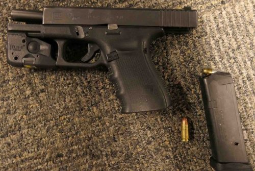 Loaded handgun, drugs seized following traffic stop in Georgina