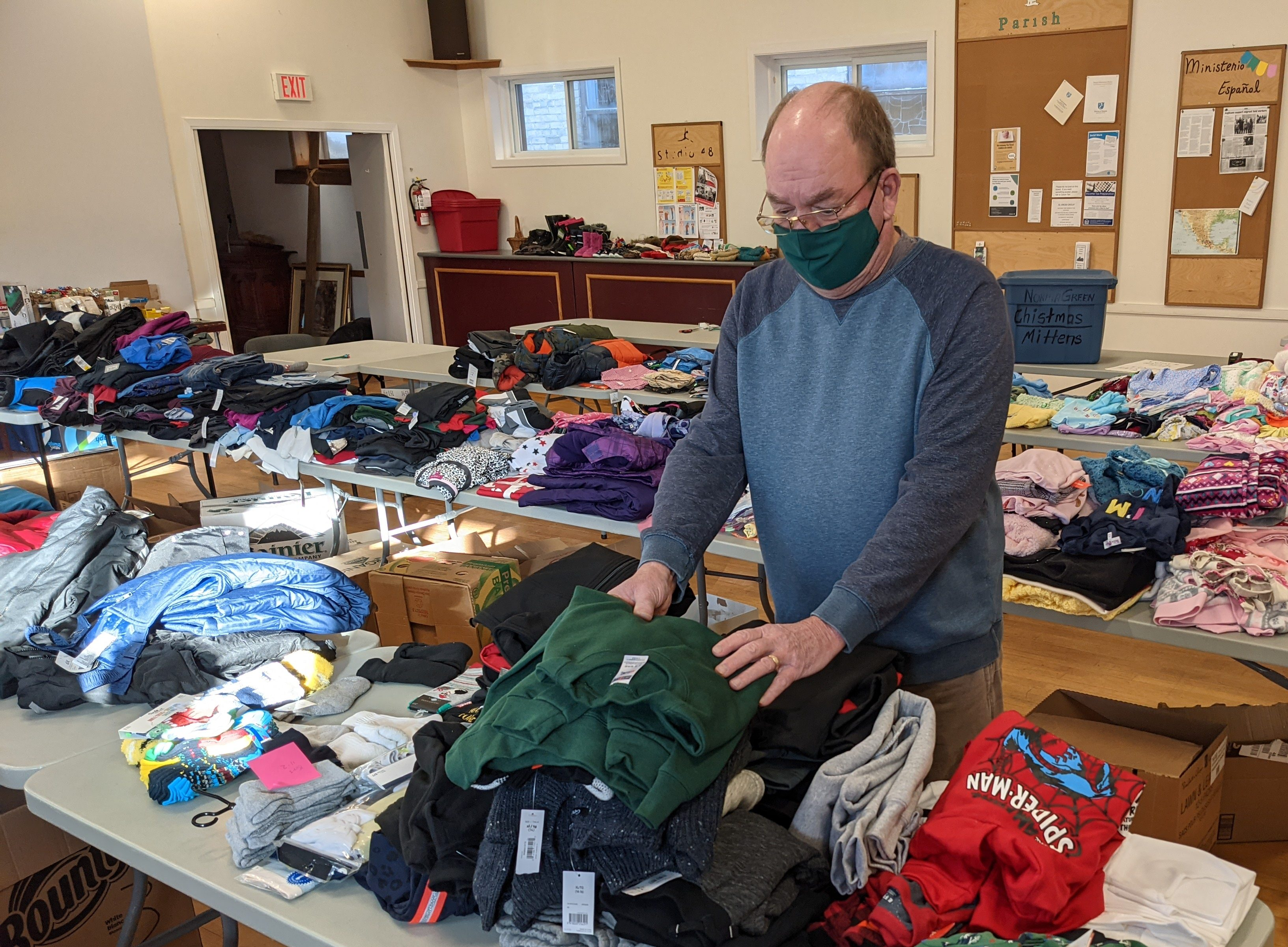'Overwhelming support' for Christmas Wish program this year