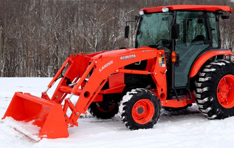 Tractor stolen from Sunderland business