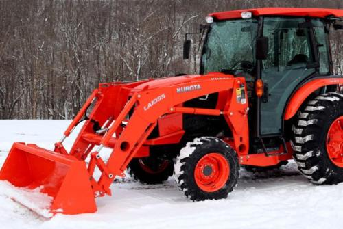 Tractor stolen from Sunderland business