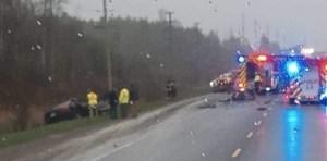 collision on highway 12 beaverton