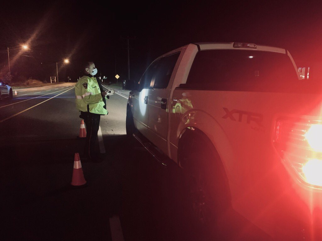 No charges laid at RIDE checkpoints in North Durham