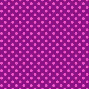 Free Spirit All Stars by Tula Pink - Foxglow Pom Poms PWTP118-FOXG