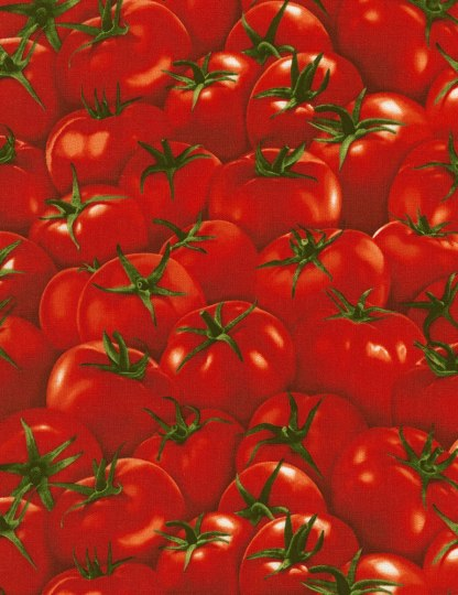 Tomatoes Food-C6440-Red