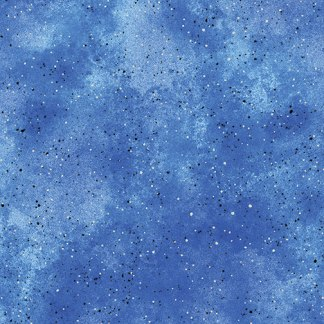 NEW HUE - Metallic True Blue/Silver 8673M-54