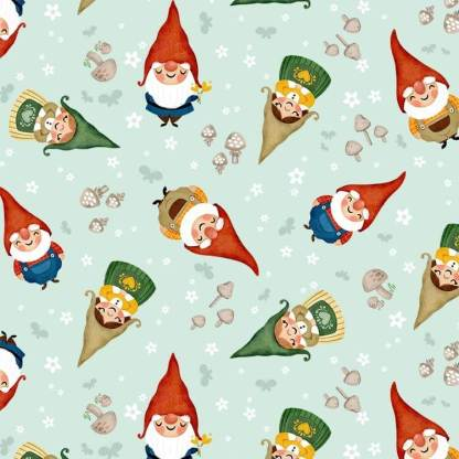Gnome Sweet Gnome - Sweet Gnomes - DC9606-MIST-D