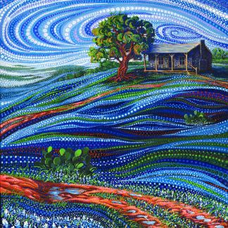 Dreamscapes by Ira Kennedy -Home Place Panel - 51240-11D