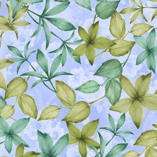 Spring Breeze by Kanvas Studio - Breezy Leaves-9888-05