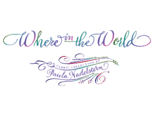 Where in the World by Paula Nadelstern