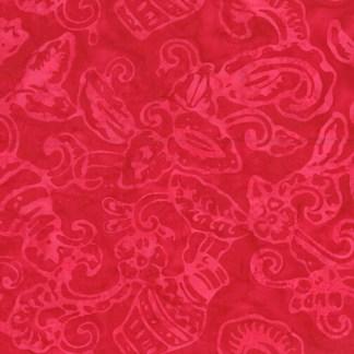 Bali - Petal Play - Motifs - Red - 9165-10