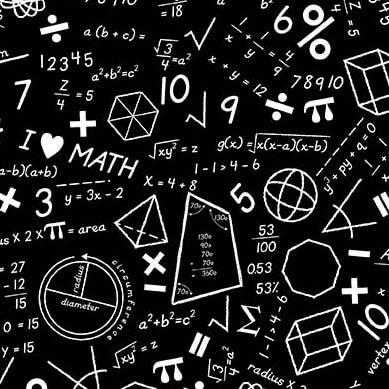 Stem Squad by Edward Miller - Math- dc9715_black