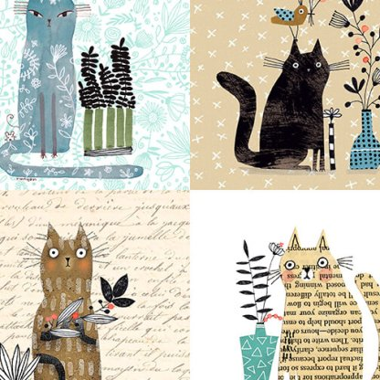 It's Raining Cats and Dogs by Terry Runyan - Its Raining Cats