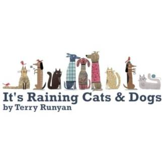 It's Raining Cats and Dogs by Terry Runyan