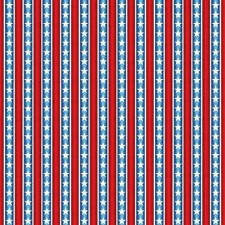 Life's a Kick - 1663-77 - Blue - Stars & Stripes