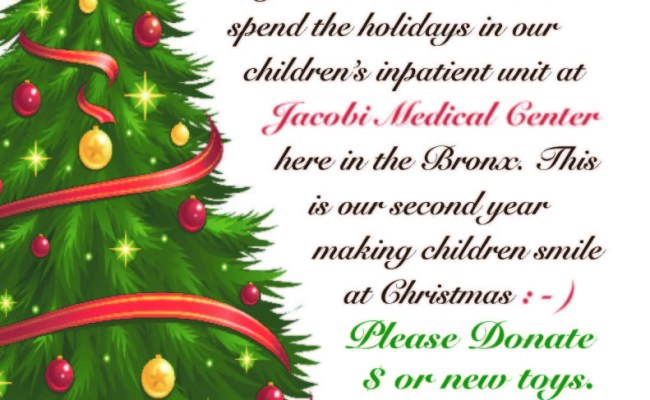 2014 Van Nest Christmas Toy Drive The Bronx Chronicle