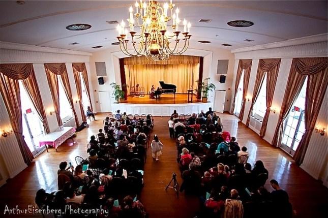 Ballroom Recital