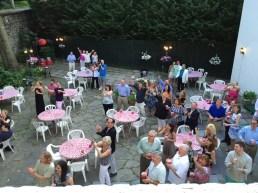 Patio Surprise party