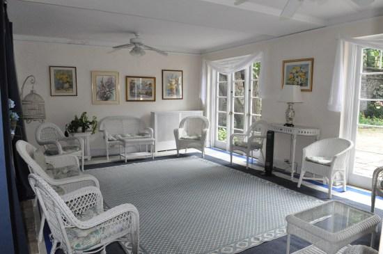 The Patio Room