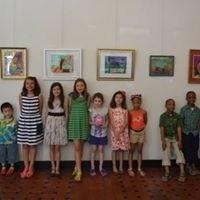 Childrens Art April 2018 FB