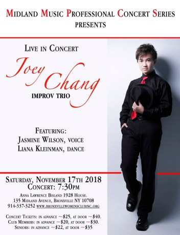 Joey Chang Improv Trio