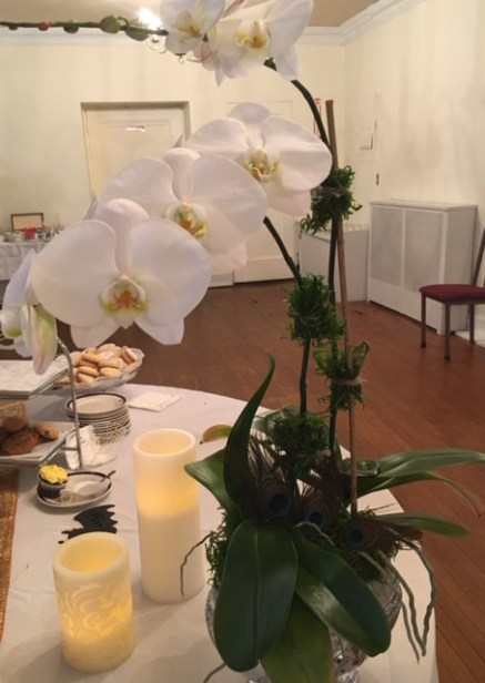 Orchid 3 Recital