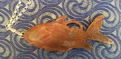 Mr Zazzy Fish - 17 hooked