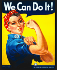 Dots - Rosie the Riveter