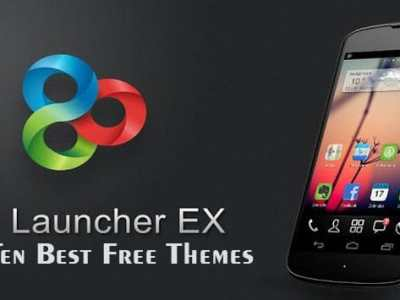 Go Laucher Ex Best Themes