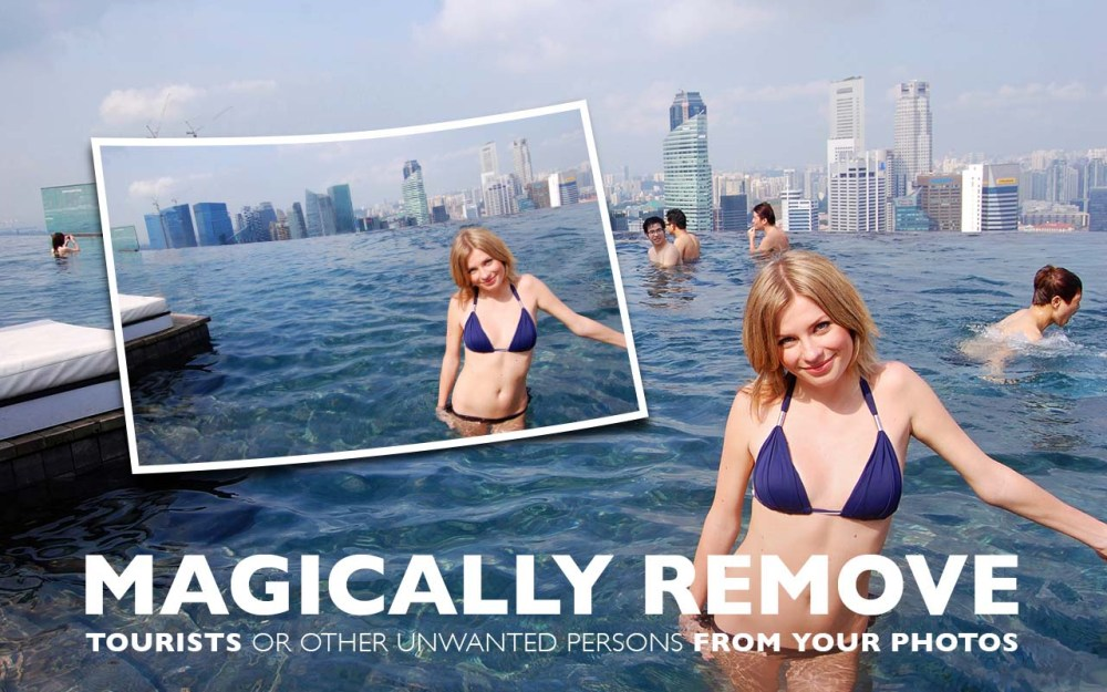 Remove People from Photos