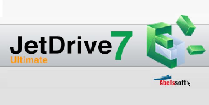 Jetdrive 7 Ultimate Logo