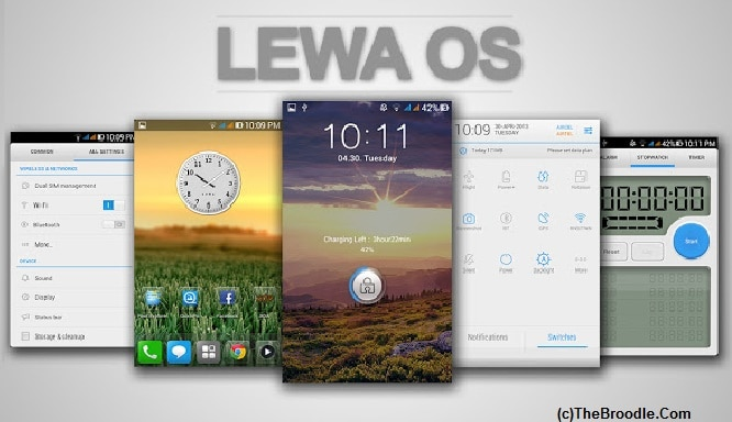 Lewa OS for Micromax A114 Canvas 2.2