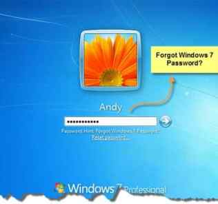 Remove Windows Login Password