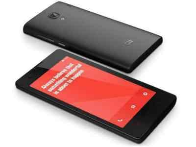 CM11 in Xiaomi Redmi 1S