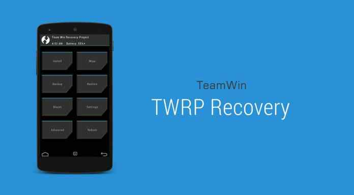 TWRP Recovery for Micromax Canvas Nitro A310