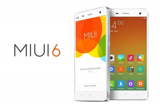 MIUI 6 Update for All Xiaomi Redmi Devices