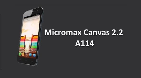 Note 4 Rom for Micromax A114 Canvas 2.2 1