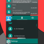 Darl L Android 5.0 Lollipop Rom for Micromax A120 Canvas 2 Colours 4