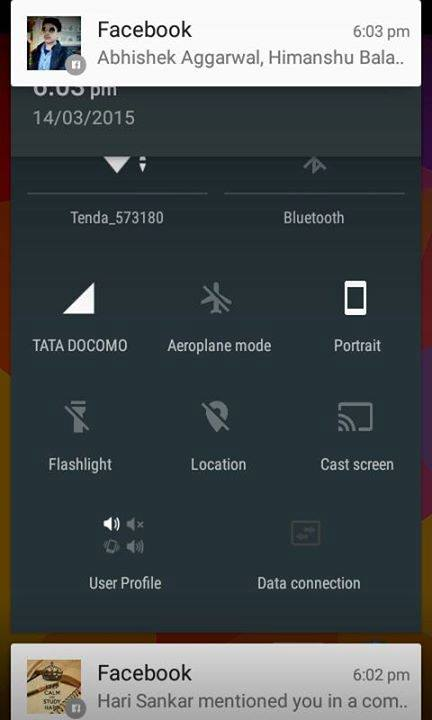Official Android 5.0 Lollipop For MMX A106 Unite 2