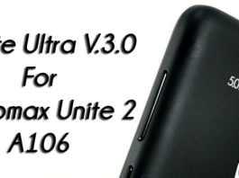 CM 11 For Micromax A106 Unite 2