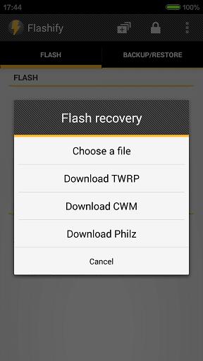 Install TWRP Recovery in Xiaomi Redmi 2 2