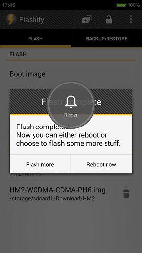 Install TWRP Recovery in Xiaomi Redmi 2 5