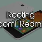 Rooting Guide For Xiaomi Redmi 2
