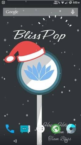 BlissPop Rom For Xiaomi Redmi 1S Lollipop