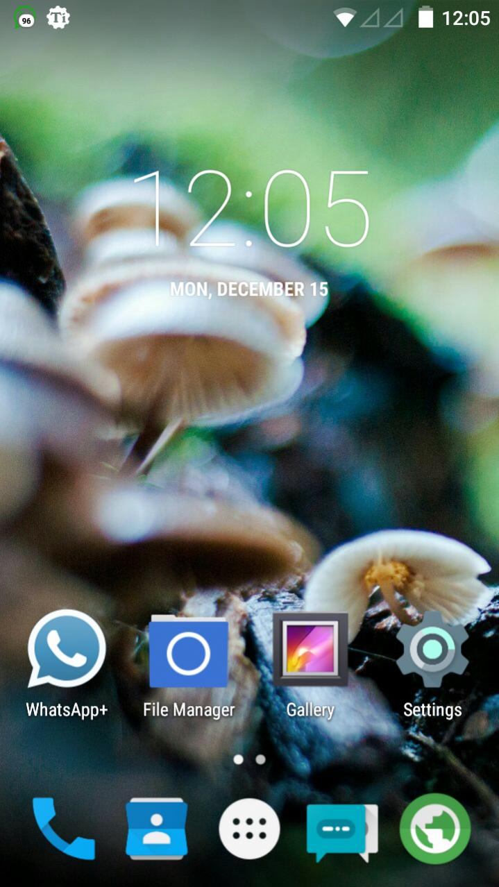 CM 12 Lollipop For Micromax Canvas HD A116 Android 5.0.1