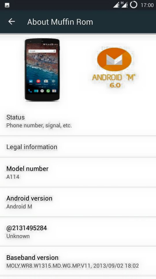 Android M 6.0 Themed Rom for Micromax A114 Canvas 2.2 1
