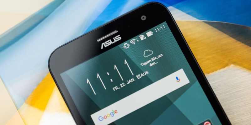 Asus ZenFone: marshmallow Update until the second quarter 2016