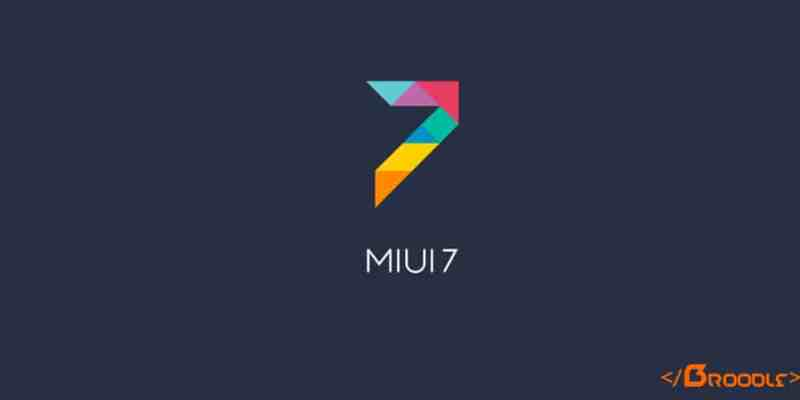 MIUI 7 Official Update Rollout