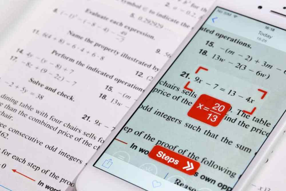 Best Apps to Solve Mathematics Problems